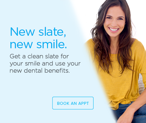 Stockdale Smiles Dentistry and Orthodontics - New Year, New Dental Benefits