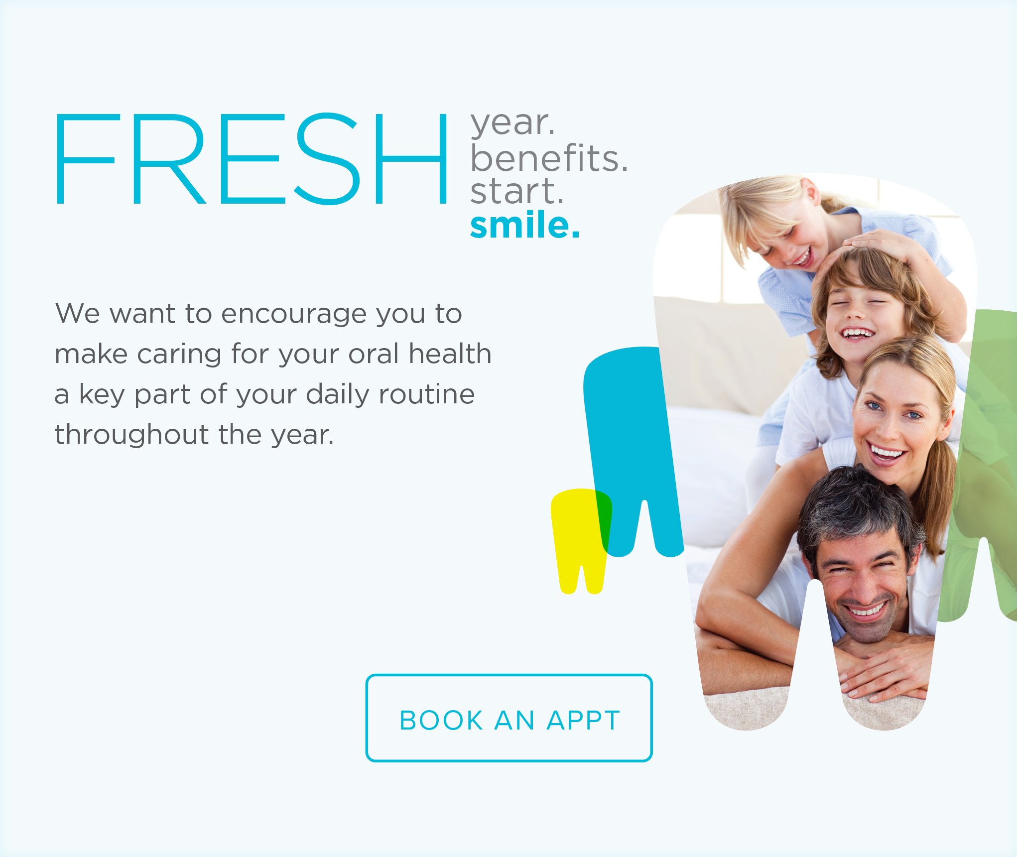 Stockdale Smiles Dentistry and Orthodontics - Make the Most of Your Benefits